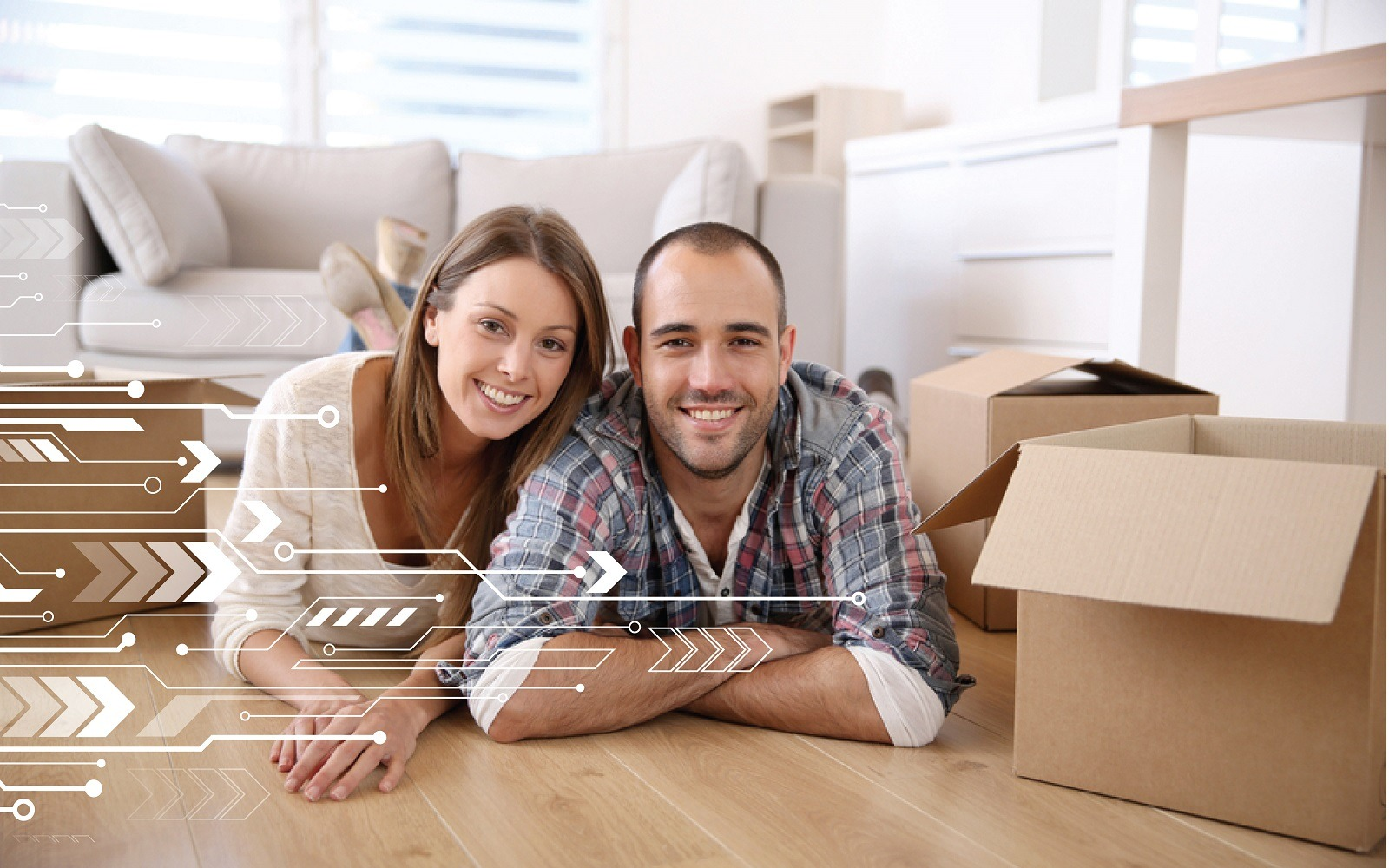 Couple seeking moving and storage in Denver