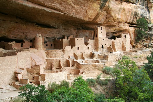 Denver movers recommend Cliff Palace