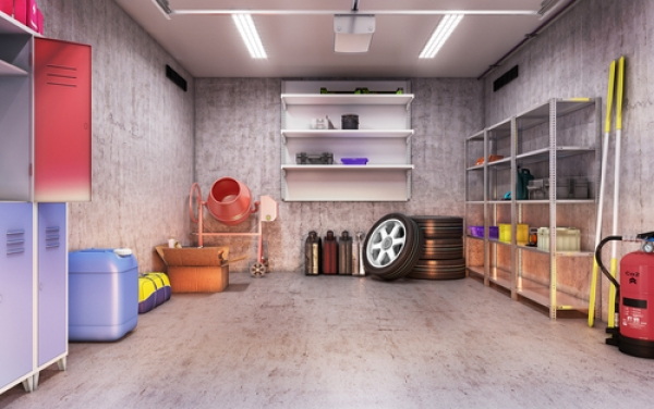 Spring Cleaning Series – Creative Solutions For Garage Storage In Denver